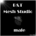 B&T Mesh Studio Male